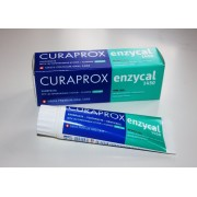 Creme Dental Curaprox Enzycal 1450 - 75ml
