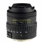 Tokina 10-17mm f/3.5-4.5 ATX DX fisheye pentru Canon