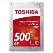 Hard disk Toshiba P300 500GB 7200rpm 64MB SATA III
