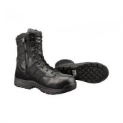 "Original SWAT Metro 9"" Waterproof Side-Zip Safety (Color: Black, Shoes size: 41.0)"
