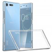 Capa de TPU Imak Anti-scratch para Sony Xperia XZ Premium - Transparente