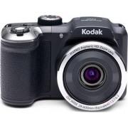 "Kodak Az252bk Fotocamera Digitale Bridge 16 Mpx Zoom 25x Sensore Ccd Display 3"" Hdmi Video Hd Colore Nero - Az252bk Pixpro"
