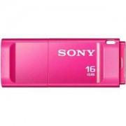 ФЛАШ Памет - Sony New microvault 16GB Click pink USB 3.0 - USM16GXP