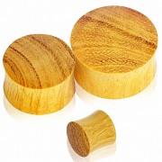Piercing Street Piercing plug bois de jacquier