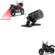 Auto Addict Bike Styling Led Laser Safety Warning Lights Fog Lamp Brake Lamp Running Tail Light-12V For Yamaha MT 09