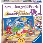Puzzle Aventuri Sub Apa, 12 Piese Ravensburger