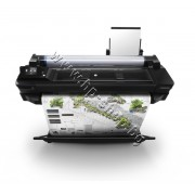 Плотер HP DesignJet T520 (91cm), p/n CQ893C - Широкоформатен принтер / плотер HP