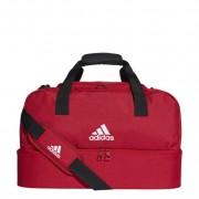 adidas Sporttasche TIRO 19 - mit Bodenfach - power red/white | S