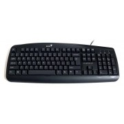 Tastatura GENIUS; model: KB-110X; layout: US; Negru; USB