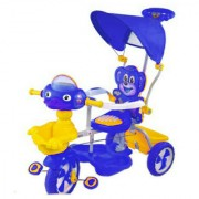 OH BABY Cycle Baby Tricycle WITH CYCLE COLOR Blue SE-TC-145