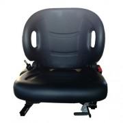 TV17374 komfortos targonca ülés biztonsági övvel, üléskapcsolóval