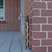 Cablu pentru degivrare conducte MAGNUM Ideal anti-inghet 1m – 10 watt