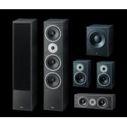 Pachete PROMO SURROUND - Magnat - Magnat Monitor Supreme 1002 + 202 + 252 + SUB302A 5.1 pack Black
