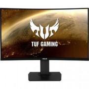 Asus Herní monitor Asus VG32VQ, 81.3 cm (32 palec),2560 x 1440 px 1 ms, VA LED HDMI™, DisplayPort, na sluchátka (jack 3,5 mm)