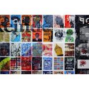 Werk aan de Muur Schilderij IN ORDER - Poster - 80x55