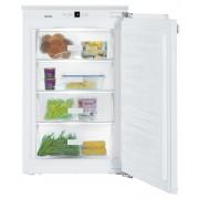 Congelator încorporabil Liebherr IG 1624, 100 L, SmartFrost, Alarmă uşă, Siguranţă copii, SuperFrost, Display, Control taste, 4 sertare, H 88 cm, Clasa A++