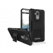 Husa Gigapack Defender din plastic pentru Asus Zenfone 3 Max (ZC520TL), negru