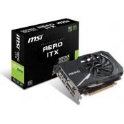 Grafička kartica nVidia MSI GeForce GTX 1060 Aero ITX OC, 3GB GDDR5