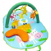 Biba Toys bebi gimnastika žirafa i kravica, 6350039