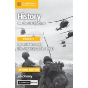 History for the Ib Diploma Paper 3 the Cold War and the Americas (1945-1981) with Cambridge Elevate Edition, Paperback/John Stanley