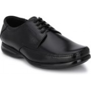 ENGLISH Comfortable Laced Business office Lace Up For Men(Black)