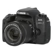 Canon Kit Cámara Réflex CANON EOS77D+EF-S18-55 F4-5.6 IS STM (24 MP - ISO: 100 a 25600 - Sensor: APS-C)