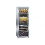 Liebherr WTes 5872 Cantina per Vini temperata 178 Bottiglie Classe energetica A 192 cm Acciaio Inox