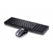 KBD, Rapoo X1800, Desktop, Wireless, Black