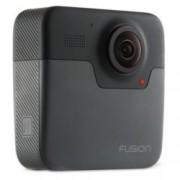 Екшън камера GoPro Fusion, камера за екстремен спорт, 5.2K@30, microSD слот, USB (Type-С), Wi-Fi, Bluetooth, GPS, гласов контрол