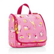 reisenthel kids Kulturbeutel toiletbag ABC friends pink