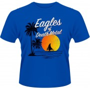 Eagles Of Death Metal Sunset T-Shirt XL