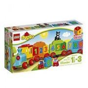 LEGO DUPLO Kocke - Voz sa brojevima 10847