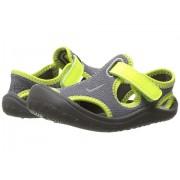 Nike Sunray Protect (InfantToddler) Dark GreyWolf GreyVolt