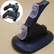 Dock incarcare controller Xbox USB negru