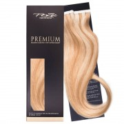 Poze Premium Tape On Extensions - 52g Sunkissed Beige 12NA/10B - 50cm