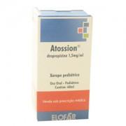 Atossion 1,5mg/ml Xarope Pediátrico 100ml