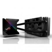 Водно охлаждане за процесор Asus ROG RYUJIN 240 Aura Sync, Intel LGA 1150, 1151, 1152, 1155, 1156, 1366, 2011, 2011-3, 2066 & AMD AM4, TR4