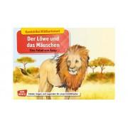 Don Bosco Bildkarten: Der Löwe und das Mäuschen Eine Fabel von Äsop
