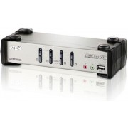 Switch Aten CS1734B-A7-G, 4 porturi USB