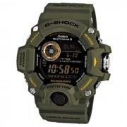 Reloj digital genuino casio g-shock rangeman GW-9400-3CR triple sensor-verde