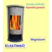 Eurotherm 8kW kandalló, zsírköves