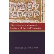 The hebrew and aramaic lexicon of the old testament study edition, 2 volumes