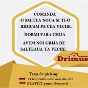 Set 8 Becuri LED 10W Lumina rece DL 6100