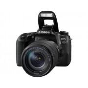 Canon Máquina Fotográfica Reflex EOS 77D 18-135 F3.5-5.6 IS USM (24 MP - Sensor: APS-C - ISO: 100 a 25600)