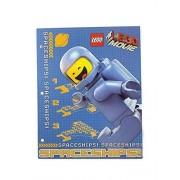 Lego the Lego Movie Spaceships 2-pocket Portfolio Folder