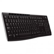 Klávesnica Logitech Wireless Keyboard K270, CZ