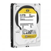 Hard Disk Drive Western Digital GOLD 3.5'' HDD 2TB 7.2KRPM SATA III 6Gb/s 128MB | WD2005FBYZ - 2TB