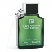 Paco rabanne pour homme eau de toilette splash & spray 200 ml