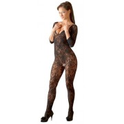 Mandy Mystery Floral Lace Catsuit - Small-Large