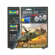 Revell Model Set - AH-64A Apache